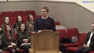 Кто может быть врагом – Андрей Озеруга, проповедь, Карьерная 44