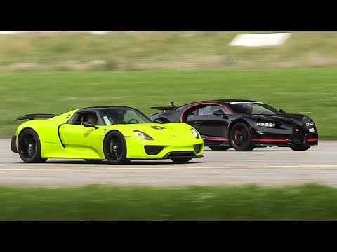 Supercars Face Off! Agera vs Regera, 918 vs Chiron, La Ferrari vs Huayra, Senna vs P1 & more