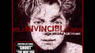 Invincible (Magnum Dance Megajacko Remix) - Michael Jackson (MegaJacko)
