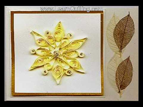 How Much Time Does Quilling Take To Make a Pattern?