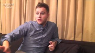 Olly Murs interview: 'Second album is always the toughest'