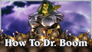 How To Dr. Boom