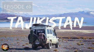 CAMPING At 4000m In TAJIKISTAN! - The Way Overland - Episode 69