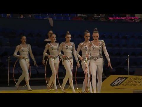 Ukraine 5 hoops AA - Grand Prix Kiev 2017