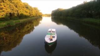 Lathen - Eine Bootsfahrt auf der Ems