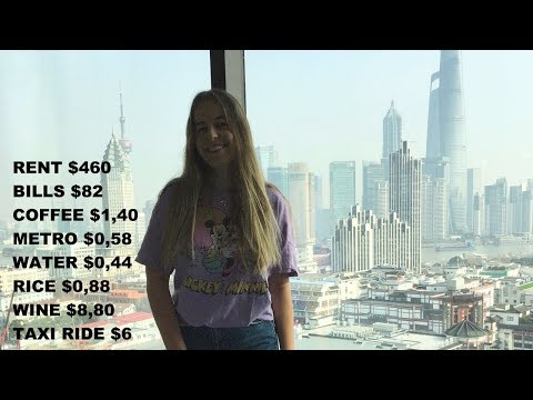 Cost of Living in Shanghai (you won't even believe it)