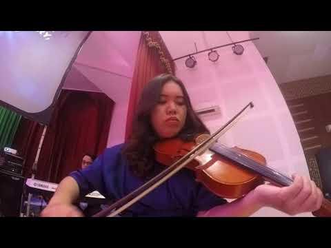 Gembiralah Saudara VIOLIN by Gracia Manurung & GKKK Music Team
