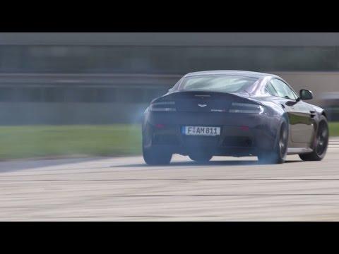 Aston Martin V12 Vantage S: Englischer Hooligan - Fast Lap | auto motor und sport