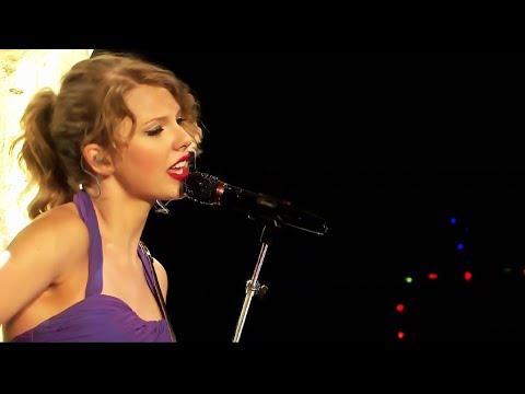 Taylor Swift - Last Kiss (Speak Now World Tour HD)