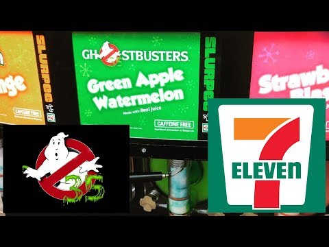 Ghostbusters Slurpee + Collector Cups Now At 7-Eleven Locations Across Canada!
