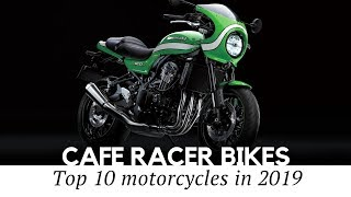 Top 10 Cafe Racer Motorcycles to Buy Today (Production Models Guide)