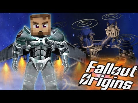 I AM INDESTRUCTABLE! Minecraft FALLOUT ORIGINS #20 ( Minecraft Roleplay SMP ) thumbnail