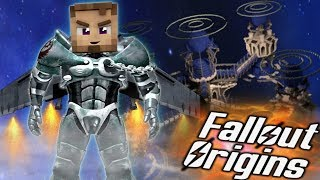 I AM INDESTRUCTABLE! Minecraft FALLOUT ORIGINS #20 ( Minecraft Roleplay SMP )
