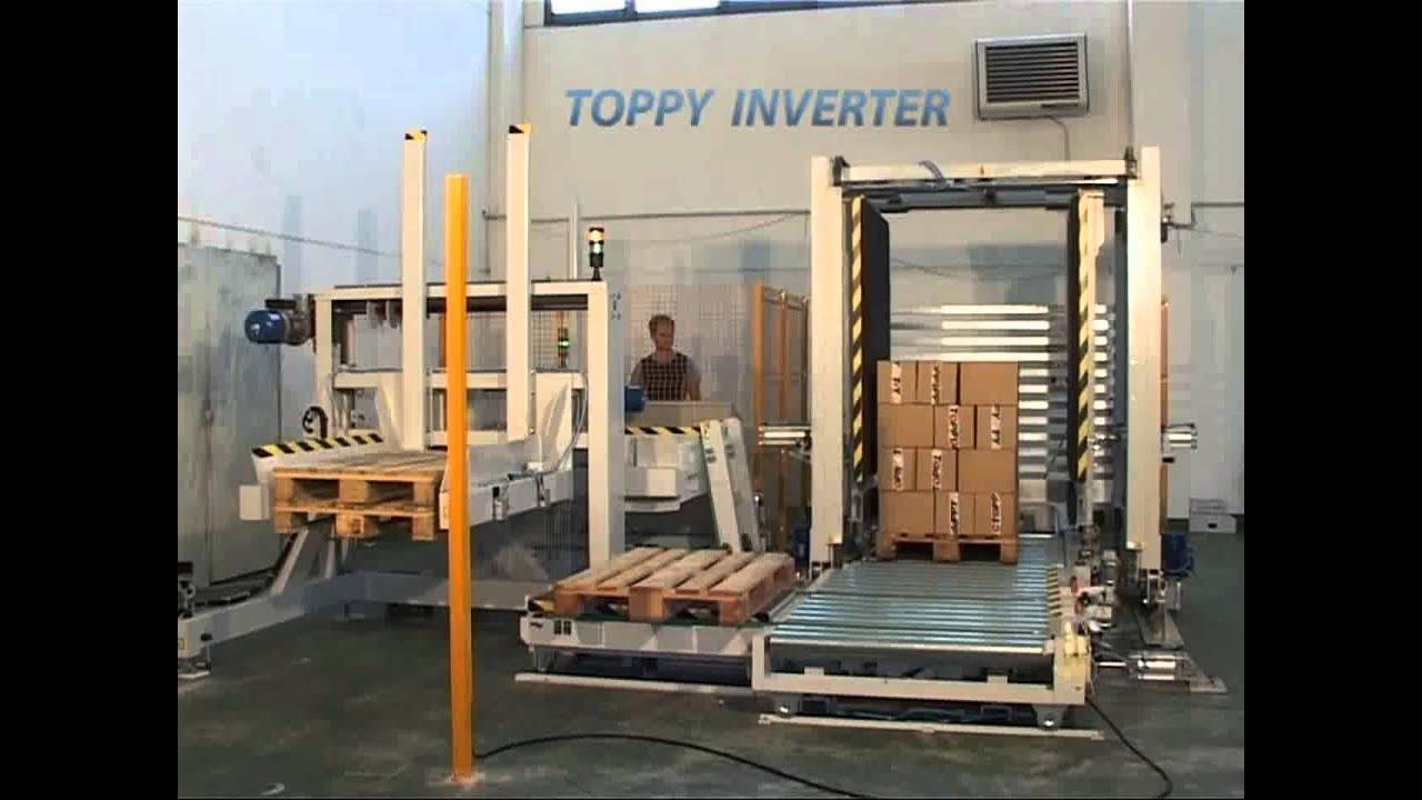 Toppy Master Inverter Logy Cartons Youtube