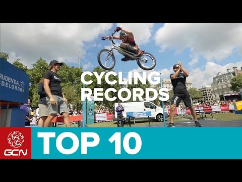 Top 10 Incredible Cycling World Records!