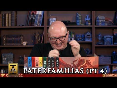 """Paterfamilias, Part 4 - S1 E30 - Acquisitions Inc: The """"C"""" Team"""