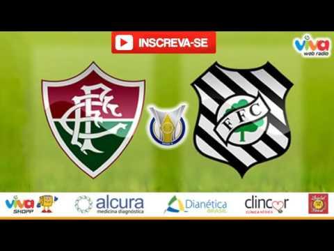 Fluminense 3x2 Figueirense 03/09/16