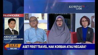 Aset First Travel, Hak Korban atau Negara?