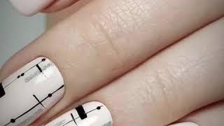 Модный Маникюр 2020 2021 40 Идей Дизайна Ногтей Nail Art