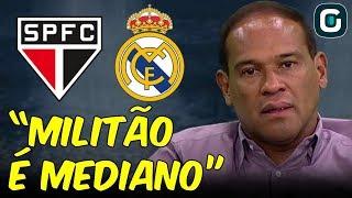 MILITÃO no Real Madrid |