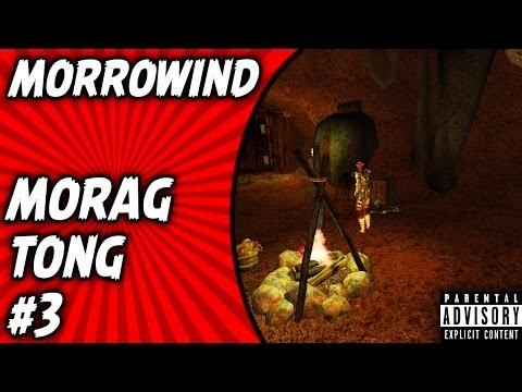 Morrowind Morag Tong Quest #3: Writ for Sarayn Sadus (Walkthrough/Gameplay)