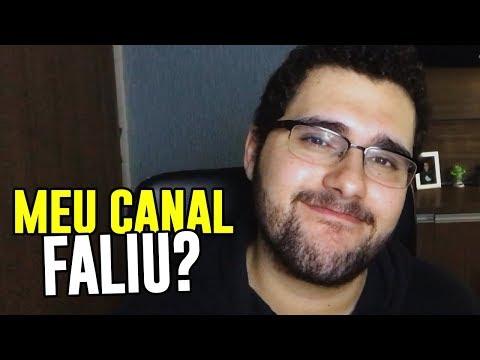VOU DESISTIR DO CANAL?