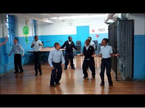 Great Oaks Charter School ~ Physical Education Class (Dance)