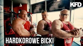 Bicepsy z Hardkorowym Koksem - KFD 2017 Video