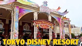 Tokyo Disneyland, Tokyo Disney Sea & Disney Ambassador Hotel   12 Hour Marathon Show