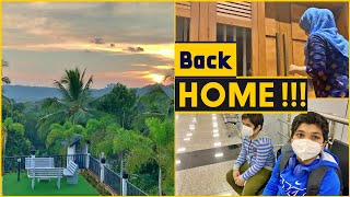 We are at home | Back in Kallisto Villa !!!