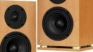 Fluance Sx6 Hi-fi Bookshelf Speakers: Vocal Demo (sacd)
