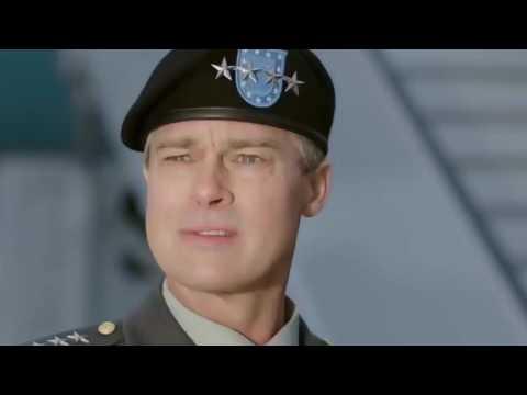 WAR MACHINE OFFICIAL TRAILER (2017) Brad Pitt War Comedy Movie HD