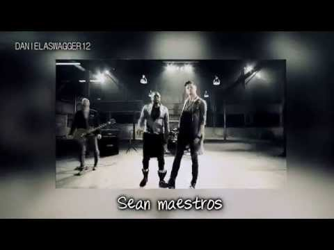 The Script - Hall Of Fame Ft. Will.i.am | Video Official | Traducido Al Español