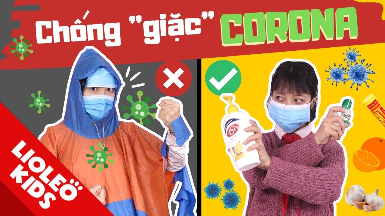 """6 cách phòng chống """"giặc"""" virus Corona Vũ Hán chuẩn Bộ Y Tế!! – 99% mọi người không biết"""