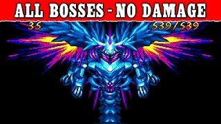 Terranigma - All Bosses [No Damage/No Magic/No Block] Gameplay 1080p 60FPS