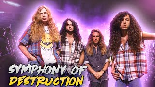 Megadeth-Symphony of Destruction(Reggae Version)