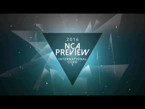 2016 NCA Preview | International Coed 5