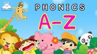 สอนการออกเสียง Phonics A-Z by KidsOnCloud