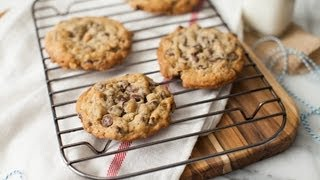 Doubletree Hotel Copycat Chocolate Chip Cookies