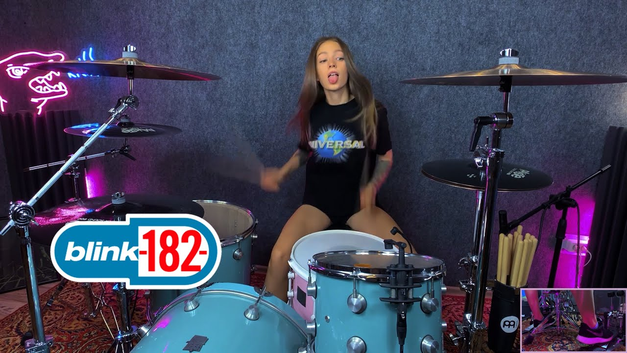 Download blink-182 - All The Small Things (Drum Cover)