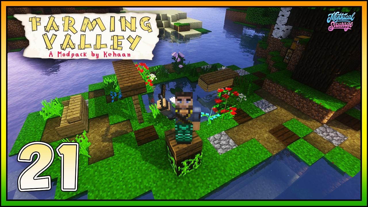 farming valley mod