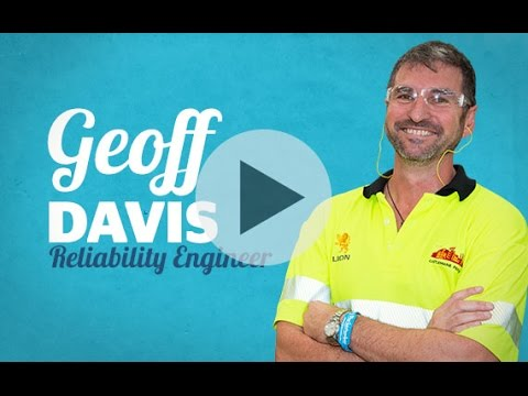 Geoff Davis - Reliability Engineer - YouTube