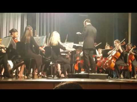 Alice Drive Middle School Orchestra