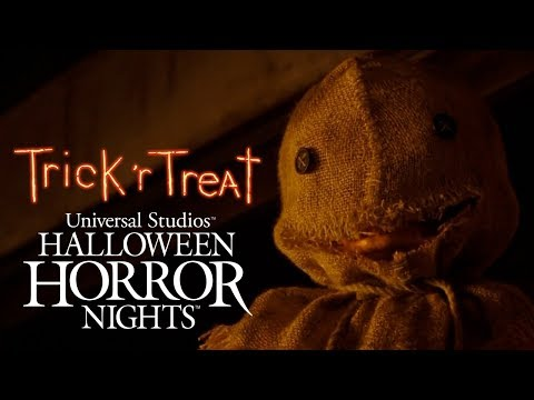 Blog Click Mikey - Trick 'r Treat returns for Halloween Horror Nights 28!