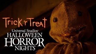 Trick 'r Treat House Reveal | Halloween Horror Nights 2018