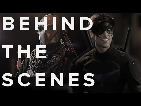 NIGHTWING: The Series | Making Of | Episode 3 | Behind The Scenes [BTS]