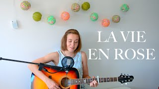 La Vie en Rose - Edith Piaf (cover by Helena To Guitar)