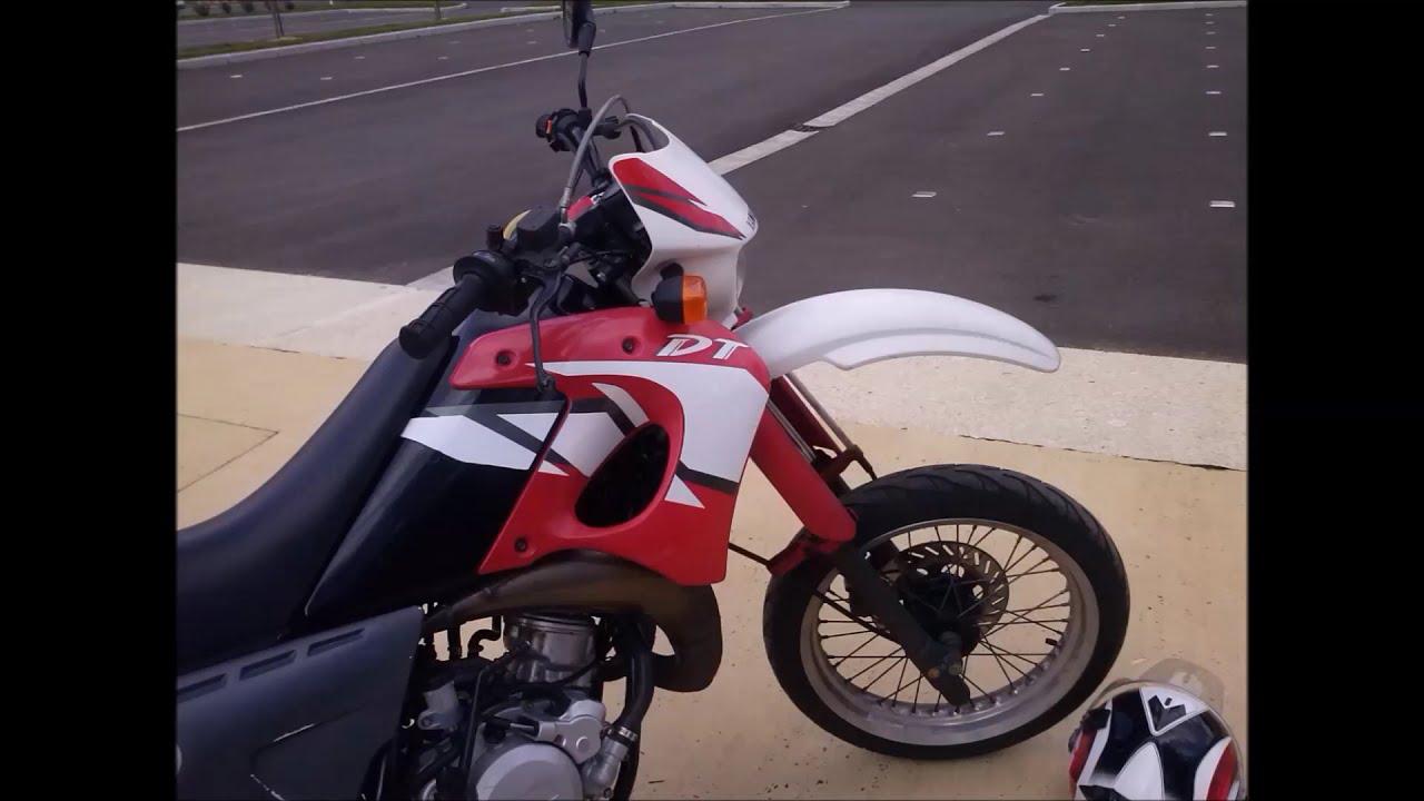 Annonce moto YAMAHA DT 50 R occasion de 2005 - 80 Somme
