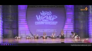 FICTITIOUS GROUP (SNV CREW) WORLD HIP HOP DANCE CHAMPIONSHIP PROFILE