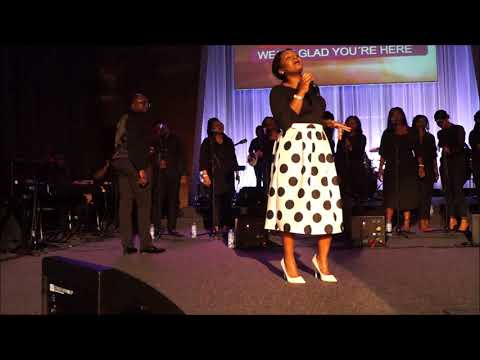 Worship Medley -Faith Agu Bruno. Europe Tour (Germany) -